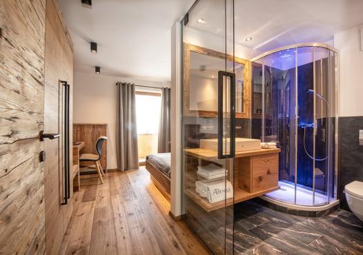 Deluxe Einbettzimmer - 15 bis 17 m²