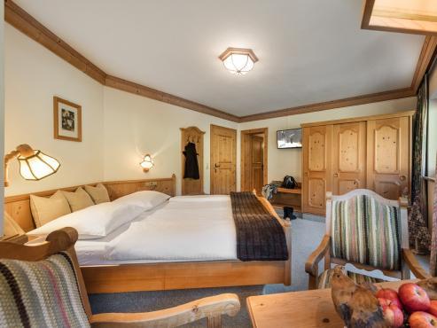 Komfortzimmer für 2-3 Personen - 22 bis 26 m²