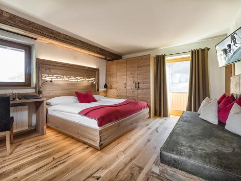 Deluxe Zimmer für 2-4 Personen - 20 bis 27 m²